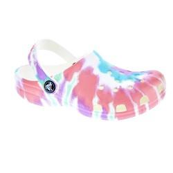 Crocs Classic Tie Dye Graphic