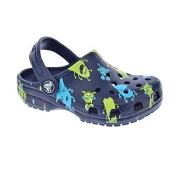 Crocs Classic Monster Print
