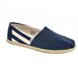 Toms Classic Navy Stripe